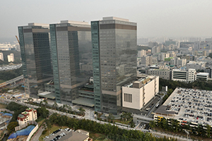 Samsung Catalyst Fund in Seoul, Korea